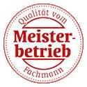 Eingetragener Meisterbetrieb der Handwerkskammer Dortmund